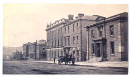 The Tasmanian Club, Macquarie Street, Hobart