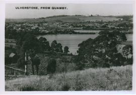 Ulverstone, from Quamby