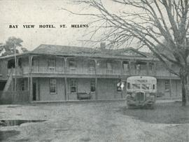 Bay View Hotel, St. Helens