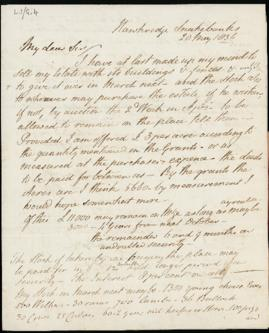 Letter: 20 May 1836