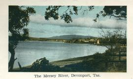 The Mersy River, Devonport, Tas.