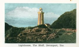 Lighthouse, The Bluff, Devonport, Tas