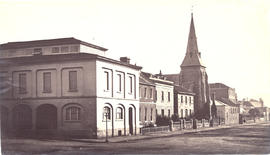 Photograph of the Oddfellows Hall