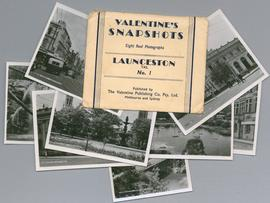 Launceston : postcards