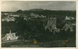 Postcard of Port Arthur