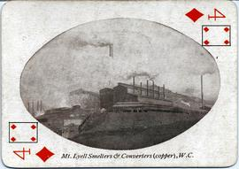 Mt Lyell Smelters & Converters (copper), WC
