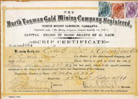 North Tasman Gold Mining Company