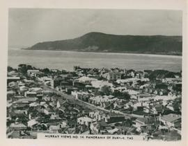 Panorama of Burnie