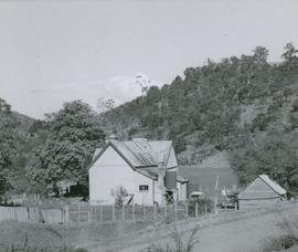 Photograph of  the schoolhouse