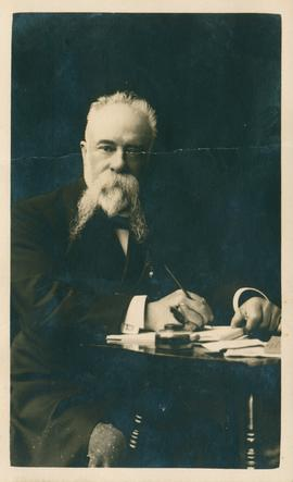 Photograph of Alfred Joseph Taylor