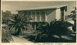 Photograph of Flynn Memorial Church, Alice Springs, Northern Territory