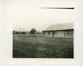The old court house and police  office at Spring Bay