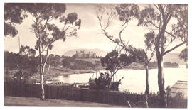 Government House from the shipyards