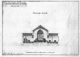 Proposed church at Killcooley