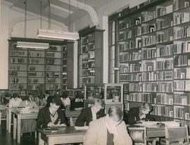 Main reading area