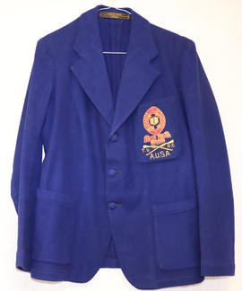 University Blazer : Rifle Club