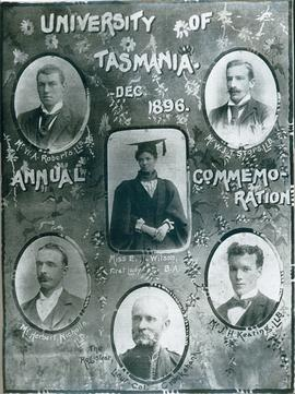 Annual Commemoration 1896