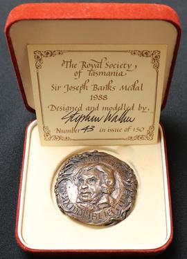 The Royal Society of Tasmania Medal