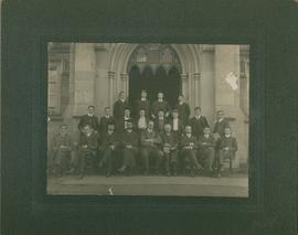 University Staff & Students 1908
