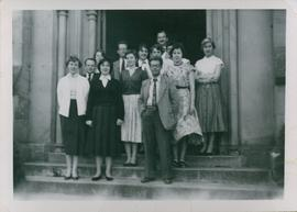 Library Staff 1956